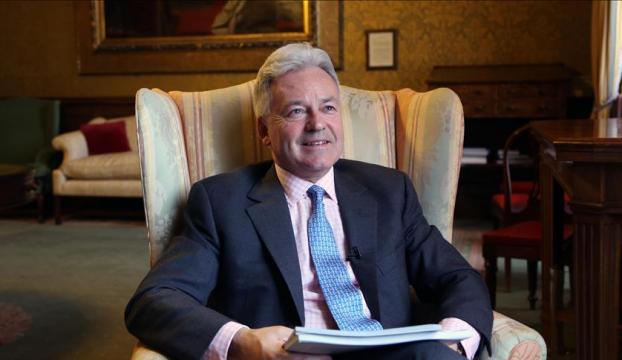 İngiliz Bakan Duncan: Türkiye, İngiltere için vazgeçilmez bir ortak