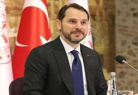 Bakan Albayrak: Türk tarımı üreticimizin alın teriyle büyüyor