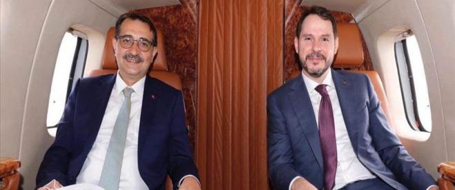 """Hazine ve Maliye Bakanı Albayraktan """"müjde"""" paylaşımları"""
