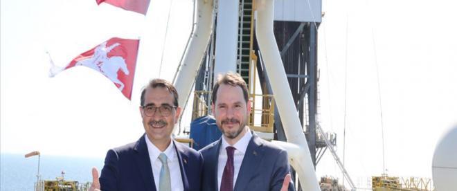 Bakan Albayrak, Karadenizdeki doğal gaz rezervi keşfini değerlendirdi