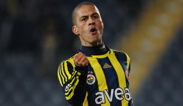 Fenerbahçeden Alexe doğum günü kutlaması