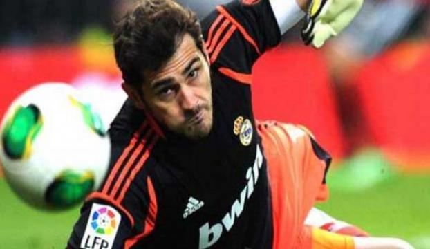 Casillasın Galatasaray üzüntüsü