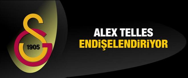 Alex Telles korkutuyor!