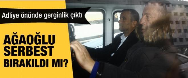 Ali Ağaoğlu serbest bırakıldı mı?