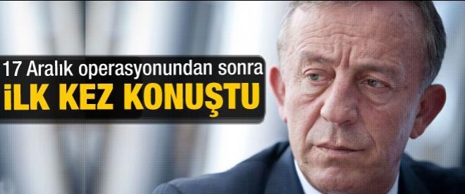 Ali Ağaoğlu ilk kez konuştu