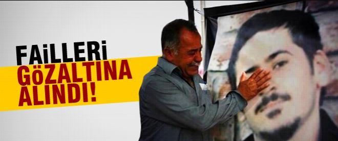 Ali İsmail Korkmaz'ın failleri gözaltına alındı