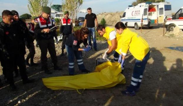 Alman turistin cesedi bulundu