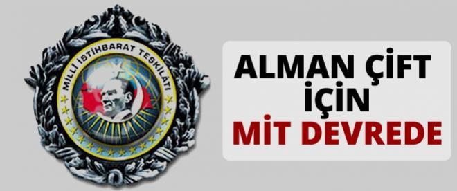 Alman çiftin cinayetinde MİT devrede