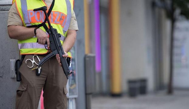 Almanyada bir PKK üyesi hakkında dava açıldı