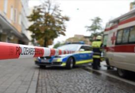 Almanya'da silahlı saldırı