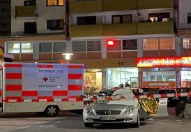 Almanya'nın Hanau kentindeki silahlı saldırı