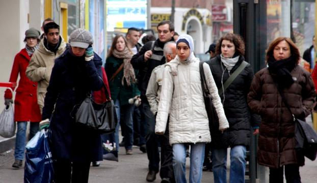Avrupada Müslüman nüfus artacak
