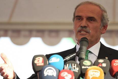 Bursa Büyükşehir Belediye Başkanı Altepe istifa etti