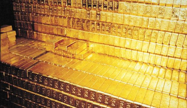 Altının kilogramı 130 bin 600 liraya geriledi