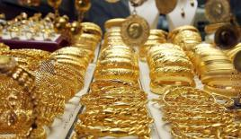 Altının kilogramı 144 bin 121 liraya geriledi