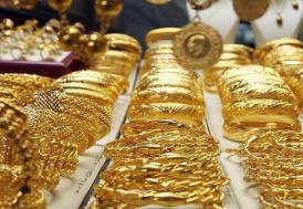 Altının kilogramı 218 bin 500 liraya geriledi
