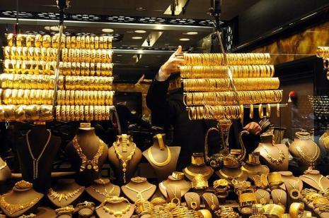 Altının kilogramı 243 bin 250 liraya geriledi