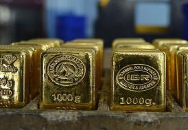 Altının kilogramı 222 bin 400 liraya yükseldi