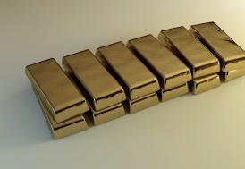 Altının kilogramı 165 bin 500 liraya geriledi