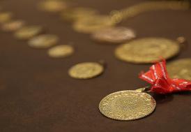 Gram altın 443 lira seviyelerinde