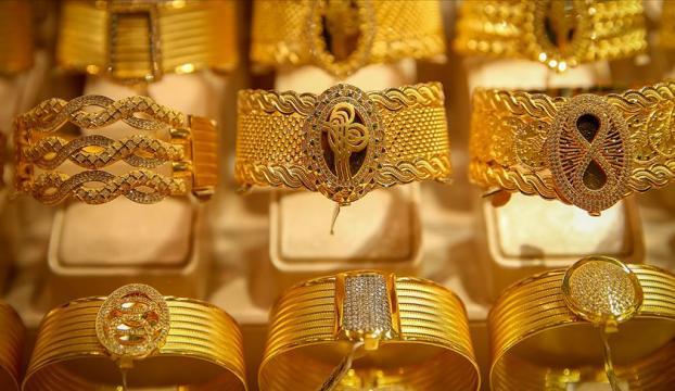 Altının kilogramı 275 bin 500 liraya geriledi