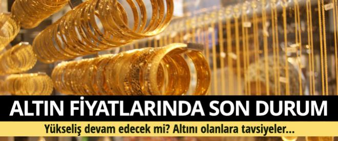 Altın fiyatlarındaki yükseliş ne kadar sürecek?