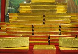 Altının kilogramı 238 bin 600 liraya geriledi