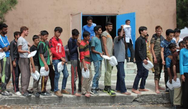 Edirnede 218 kaçak yakalandı