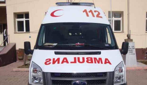 Ambulans şoförü yol istediği için dövüldü