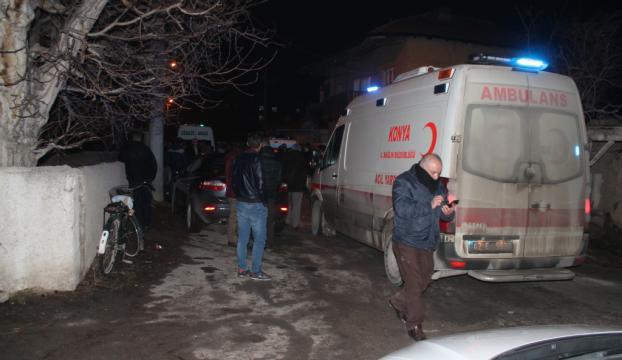 Kaçak cinayet zanlısı, polisin önünde intihar etti