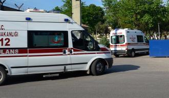 Kilis'te sahte içkiden bir kişi öldü 10 kişi hastaneye kaldırıldı