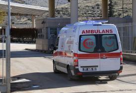Eskişehir'de tarlada yıldırım isabet eden iki kişiden biri hayatını kaybetti