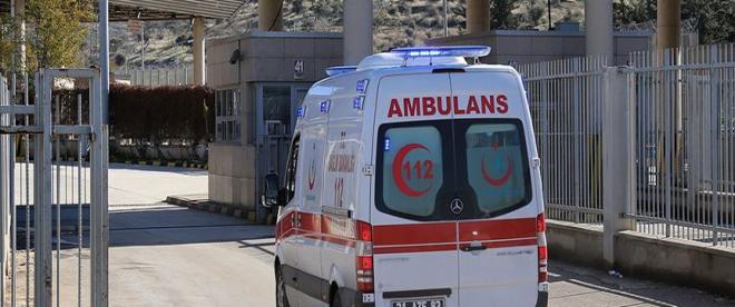 Suriyenin kuzeyinde görevli Türk Kızılay personeli şehit oldu