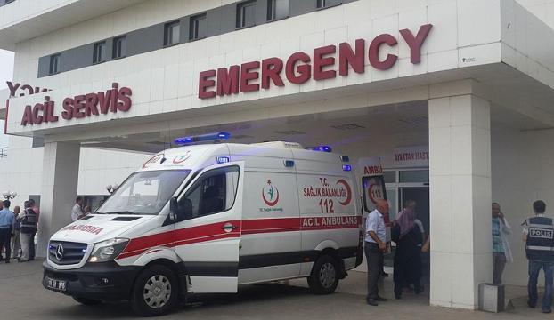 Antalyada kaçak kazı sırasında patlama: 1 ölü, 1 yaralı