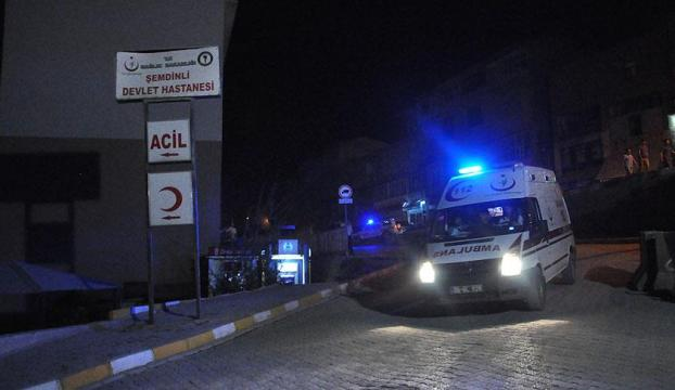 Hakkaride terör saldırısı: 1 şehit, 3 yaralı