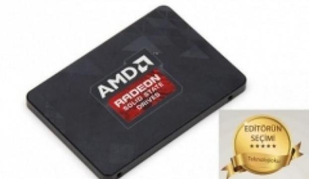 AMD Radeon R7 SSD İnceleme