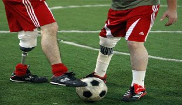 Ampute Futbol Milli Takımı ikinci turda