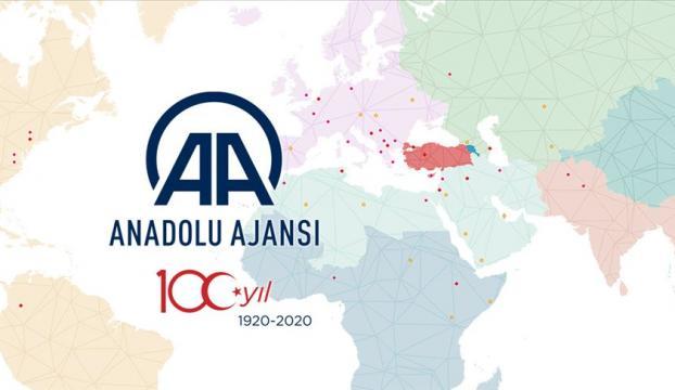 Anadolu Ajansı, bir asırlık haber yolculuğunda küresel markaya dönüştü