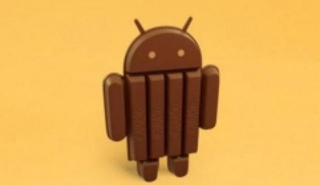Android 4.4 KitKat kullanımı %30a ulaştı
