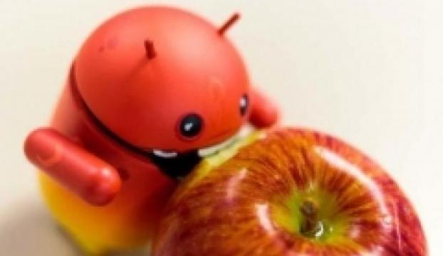 Android 5.0 Lollipopın iOS 8den daha iyi 8 özelliği