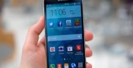 testAndroid 5.0 yüklü Galaxy S5'ten yeni görüntüler