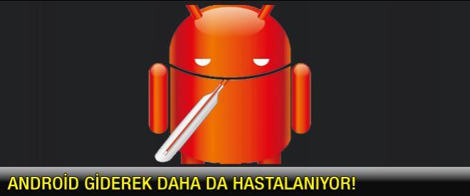 Android'te zararlı yazılım var mı?