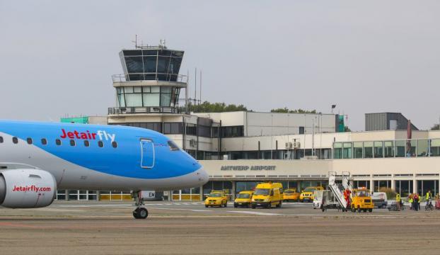 Belçikada havaalanında şüpheli paket alarmı