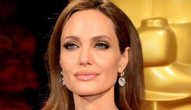 Angelina Jolieden Trumpa tepki
