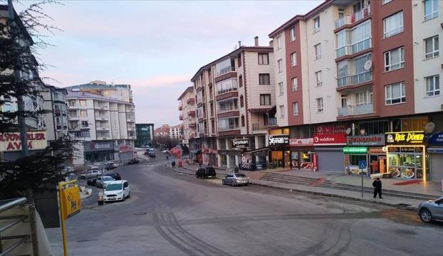Ankarada depremle uyandı!