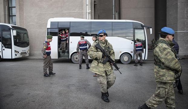 FETÖnün Ankara yapılanmasına operasyon: 265 gözaltı kararı