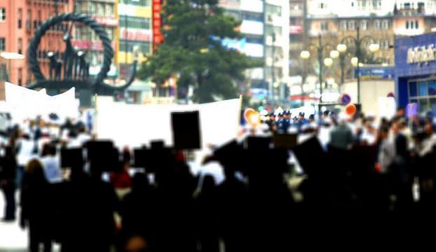 Ankarada toplantı, gösteri ve yürüyüşler 1 ay yasak