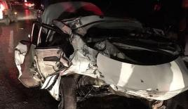 Ankara'da askeri araç ile otomobil çarpıştı: 6 yaralı