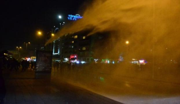 Ankarada YÖK müdahalesi