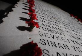 Marmara Depremi'nde hayatını kaybedenler dualarla anıldı